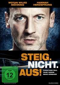 Steig. Nicht. Aus!, DVD
