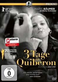 3 Tage in Quiberon, 2 DVDs