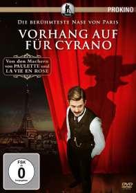 Alexis Michalik: Vorhang auf für Cyrano, DVD