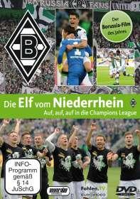 Die Elf vom Niederrhein, DVD