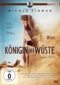 Königin der Wüste, DVD