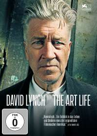 David Lynch - The Art Life, DVD