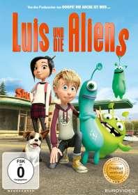Luis und die Aliens, DVD