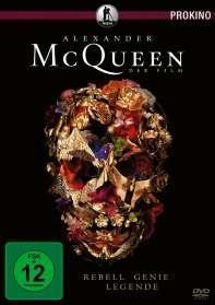 Peter Ettedgui: Alexander McQueen - Der Film (OmU), DVD