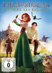 Mila und Ruslan - Mutiger als erlaubt, DVD