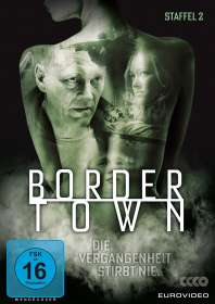 Mikko Oikkonen: Bordertown Staffel 2, DVD