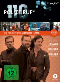 Stephan Rick: Polizeiruf 110 - MDR Box 11, DVD