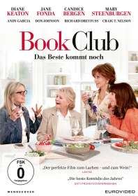Book Club, DVD