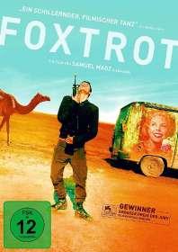 Foxtrot, DVD