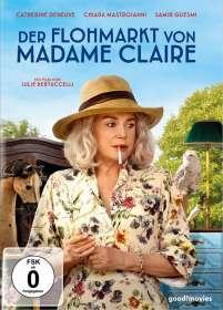 Der Flohmarkt von Madame Claire, DVD