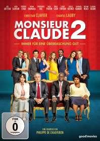 Philippe de Chauveron: Monsieur Claude 2, DVD