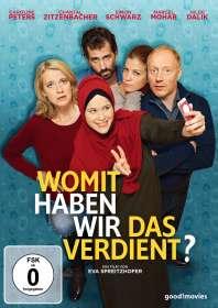 Eva Spreitzhofer: Womit haben wir das verdient?, DVD
