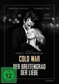Cold War - Der Breitengrad der Liebe, DVD