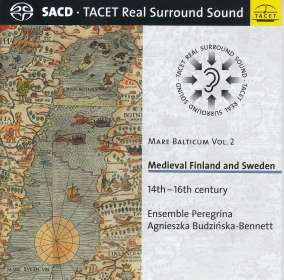 Mare Balticum Vol.2 - Medieval Finland and Sweden, SACD
