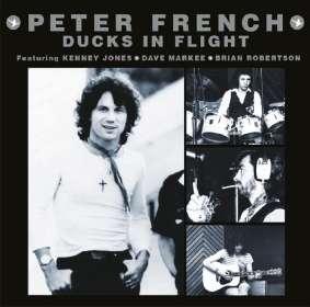 Peter French: Ducks In Flight, CD