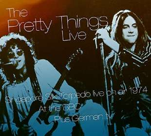 The Pretty Things: Live On Air At BBC, 2 CDs