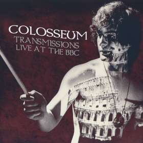 Colosseum: Transmissions - Live At BBC, CD