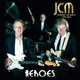 JCM (John Hiseman, Clem Clempson & Mark Clarke): Heroes, CD