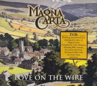 Magna Carta: Love On The Wire, 2 CDs