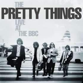 The Pretty Things: Live At The BBC, CD