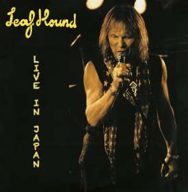 Leaf Hound: Live In Japan, CD