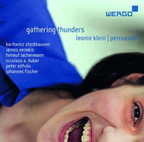 Leonie Klein - Gathering Thunders, CD
