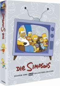Die Simpsons Season 1, DVD