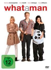 What A Man, DVD