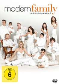 Modern Family Staffel 2, DVD