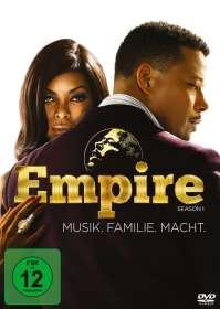 Empire Staffel 1, DVD