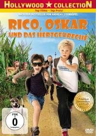 Rico, Oskar und das Herzgebreche, DVD