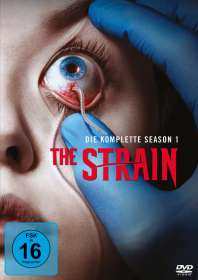 Guillermo del Toro: The Strain Staffel 1, DVD