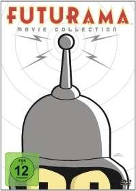 Futurama Movie Collection, DVD