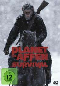 Planet der Affen: Survival, DVD