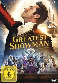 The Greatest Showman, DVD
