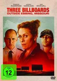 Three Billboards Outside Ebbing, Missouri, DVD