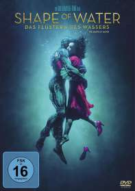 Shape of Water, DVD