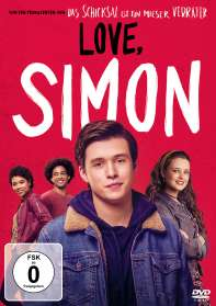 Love, Simon, DVD