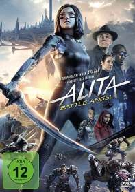 Robert Rodriguez: Alita: Battle Angel, DVD