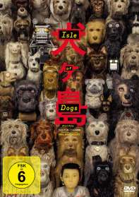 Isle of Dogs - Ataris Reise, DVD
