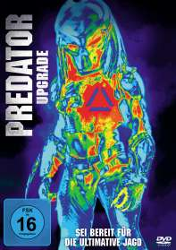 Shane Black: Predator - Upgrade, DVD