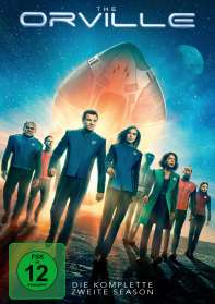 Seth MacFarlane: The Orville Season 2, DVD