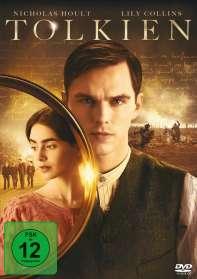 Dome Karukoski: Tolkien, DVD
