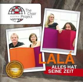 Lala Vocalensemble - Alles hat seine Zeit, CD