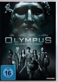 Martin Wood: Olympus Season 1, DVD