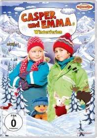 Arne Lindtner Naess: Casper und Emmas Winterferien, DVD