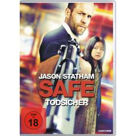 Safe - Todsicher, DVD