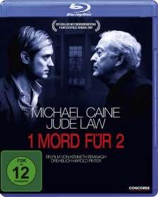 1 Mord für 2 (Blu-ray), Blu-ray Disc