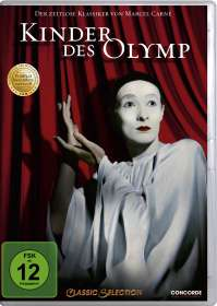 Kinder des Olymp, DVD