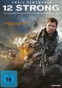 Nicolai Fuglsig: 12 Strong, DVD
